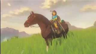 Zelda: Twilight Princess HD TRAILER + Wolf Link amiibo + NEW Zelda Wii U Gameplay Snippet
