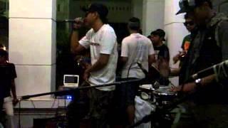 ORKES PMK feat Tedy ORKES KMPG OPJ - Fatimeh nye PSP - at gedung DPRD Cirebon