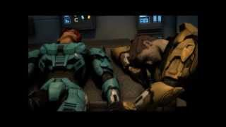 Red vs. Blue Dubstep Action Montage 3 (Gravity)