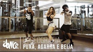 Puxa, Agarra e Beija - Turma do Pagode ft. Aviões do Forró - Coreografia - FitDance - 4k
