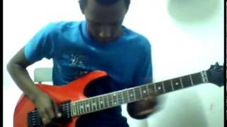 Sou Feliz - Fernandinho  Solo- Guitar Gospel Style