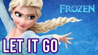 """Let It Go"" from Frozen • Idina Menzel Cover (Tara St. Michel)"