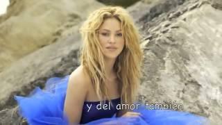 """Shakira chante """" Je l'aime à mourir"""" de Francis Cabrel"""
