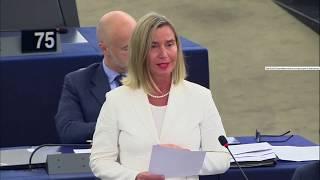 Commissione Ue, il giorno del voto: Ursula von der Leyen è il nuovo presidente