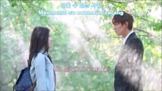 The Heirs OST    Love Is Feeling Sub Esp Rom Han