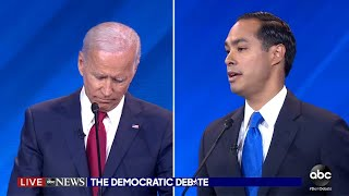 Julian Castro goes after Joe Biden on Obama's immigration record