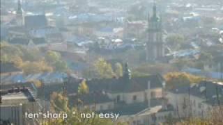 ten sharp - not easy