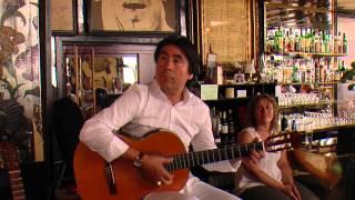 """Jacques Vandevelde ( harp )  met arr. """"Cascada"""" van Digno Garcia"""