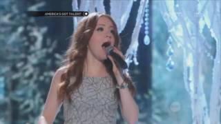 America's Got Talent  -  Daniella Mass
