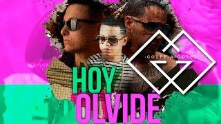 Hoy Olvidé  - Golpe a Golpe ft. J Alvarez [Lyric] ®