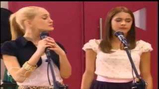 Violetta  - Duelo y Duo de Violetta y Ludmila  [Capitulo 53]