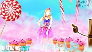 Just Dance 2017 l Fergalicious l Fergie Ft Wiil iam l Mashup Short