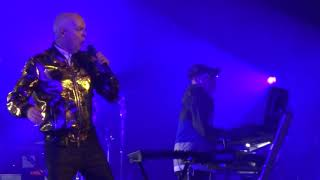 Pet Shop Boys - Domino Dancing - Ao vivo em São Paulo - 19-09-2017