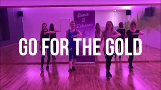 'Go for the Gold' Rudenko & Aloe Blacc - Dance Fitness Routine || Dance 2 Enhance
