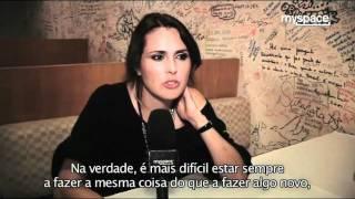 Entrevista Sharon den Adel - Coliseu dos Recreios,Lisboa
