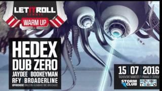 HEDEX (UK) tě zve do Stormu