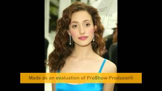 Emmy Rossum - The Fabric of Our Lives