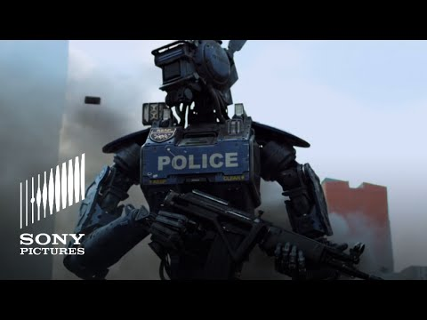 CHAPPIE Movie - Fight For Us on March 6