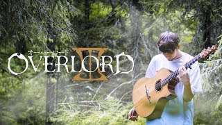 Overlord III Opening - VORACITY - Fingerstyle Guitar Cover
