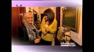 Ágata Entrevista Fama Show