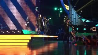 """Hey Dj"" 🎧❤️ CNCO feat @yandel #Billboards2017"