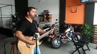 Júnior Alves - Metamorfose ambulante - Raul Seixas Cover (trecho)