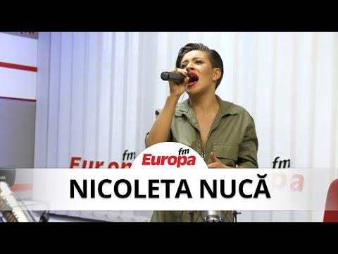 Nicoleta Nuca - Be The One (Cover) LIVE la Europa FM
