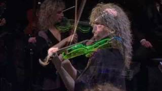 Mary Lou Newmark - Concerto for Electric Violin, Live Concert