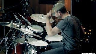 Daft Punk Robot Rock Drum Cover at Cream Studios Frankfurt