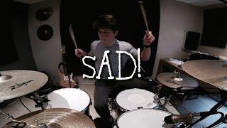 XXXTENTACION - SAD! - DRUM COVER - AVE drums   R.I.P. XXX