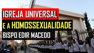 🔴 IGREJA UNIVERSAL DO REINO DE DEUS, Bispo Macedo