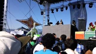 Bonfire - spin it (ritmo live)  moonkrystal experience  15/10/2011 GDL