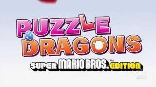 Nintendo 3DS - Puzzle & Dragons Super Mario Bros. Edition (NL) (2015) HD