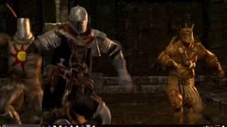 Wallpaper Engine: Dark Souls Take On Me