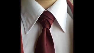 Cum se face nodul de cravata?[nod Eldredge] (Tutorial avansati) Nod #4 powered by Suit Brothers