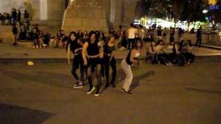 Campo de Marte Diciembre 2016 BLACKPINK  Mix Cover by Pink Light Perú