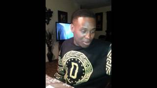 """Sager Boi Freestyling To """"Meek Mill Heaven Or Hell"""