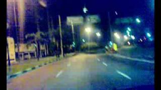 Late Night Sao Paulo Ride Featuring China Burton