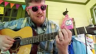 Rick Ross, Future - Green Gucci Suit // easy guitar tutorial // beginner