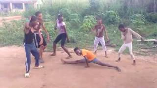 Kpuu Kpa Freestyle - DJ Flex | Ikorodu Talented Kids ( Dream Catchers Dance)