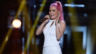 Dinah Nah - Make Me (La La La) (Melodifestivalen 2015)