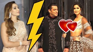 Salman Khan ने किया Iulia Vântur को Ignore | Katrina Kaif से नहीं हटा पाए नज़रे