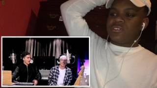 Fake Love, Broccoli & Caroline- Drake, D.R.A.M. & Aminé (William Singe & Alex Aiono Mashup) Reaction