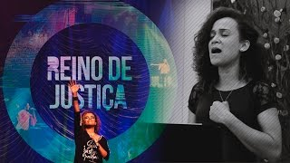 ME ENTREGO A TI - REINO DE JUSTIÇA | NIVEA SOARES - BEBEL ANGELICA
