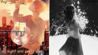 「Nightcore」→ I Don't Wanna Live Forever (Switching Vocals)