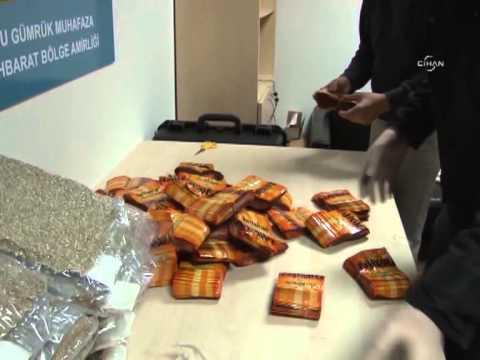 Atatürk Havalimanı'nda 20 Kilogram Bonzai Ele Geçirildi