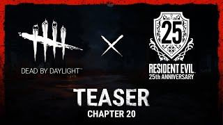 Resident Evil enters the world of Dead by Daylight this June