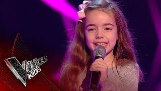 Daisy performs 'When I'm Gone': Blinds 3 | The Voice Kids UK 2017