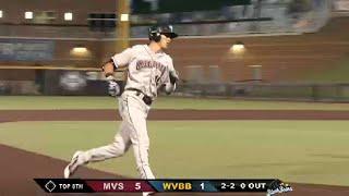 Mahoning Valley's Jones hits solo homer