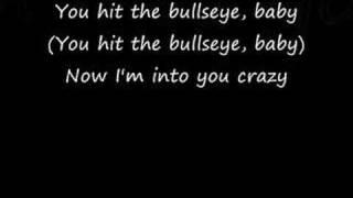 Aly & AJ - Bullseye (with lyrics)